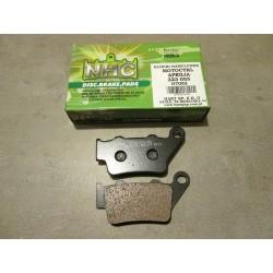 Klocki hamulcowe NHC O7032 AK-150 (FA213/FA208)