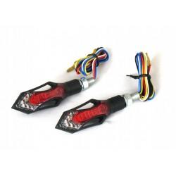 Kierunkowskaz JMP (2 szt.) LED ze światłem stopu i pozycyjnym